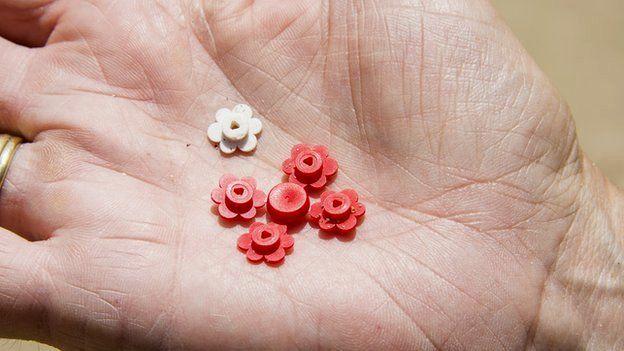 Lego daisies