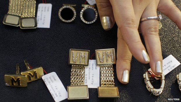 The Montesinos jewellery collection
