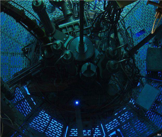 ILL reactor