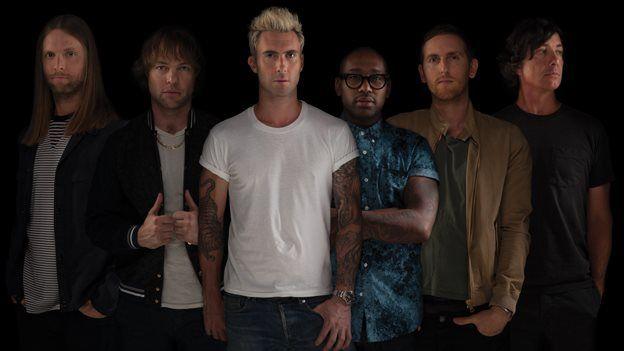 Maroon 5 press shot