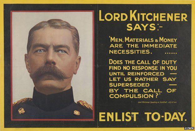 Kitchener poster