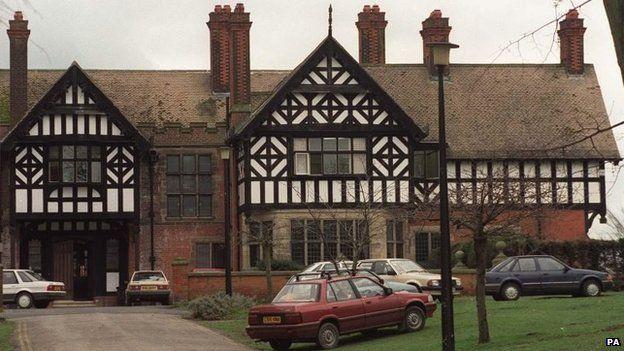 Bryn Estyn approved school in Wrexham
