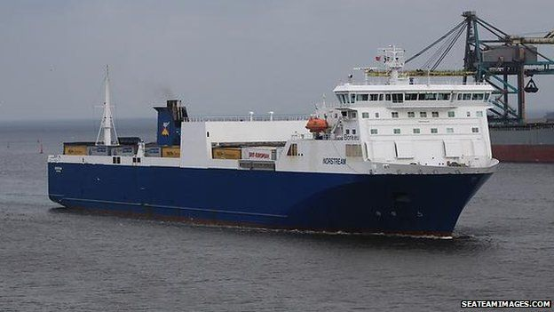 Norstream (library image)