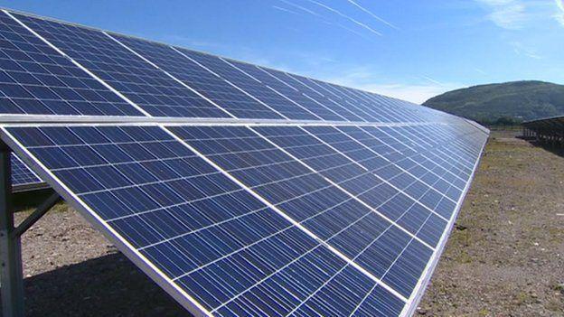 Paneli solar