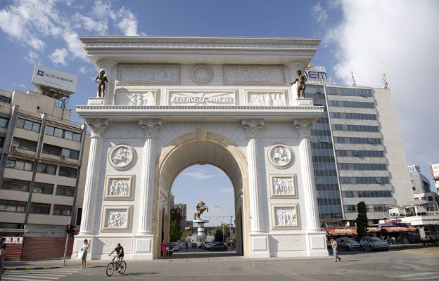 Porta Macedonia