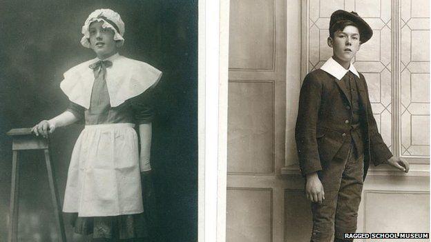 Children at Hamlet of Radcliff School in the 19th Century