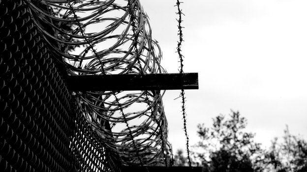 Outside of prison
