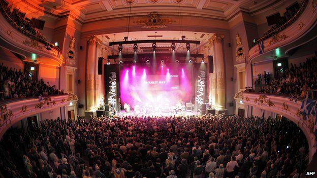 """A Night for Scotland"" concert"