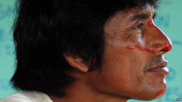 Edwin Chota, indigenous leader, killed 8 September 2014