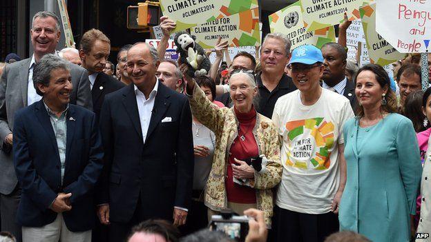 Manhattan march