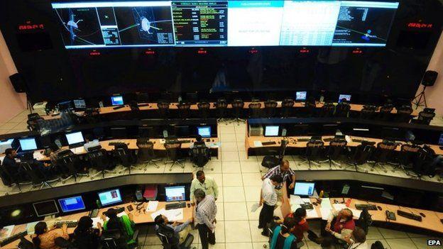 Isro's Mars Mission Control Complex in Bangalore