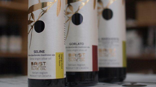 Brist olive oil
