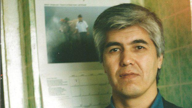 Muhammad Bekjanov is one of the world's longest imprisoned journalists