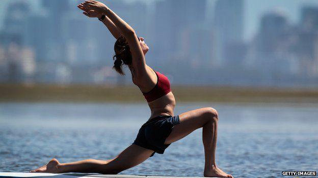 Yoga instructor in Miami, Florida