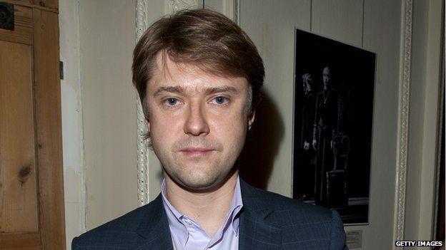 Vladimir Ashurkov - file pic