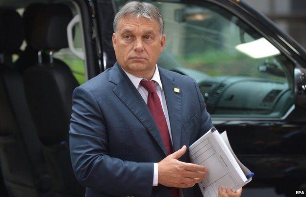 Viktor Orban (file pic)