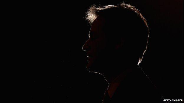 Nick Clegg addresses the Lib Dem conference