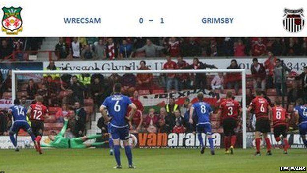 wrexham v grimsby