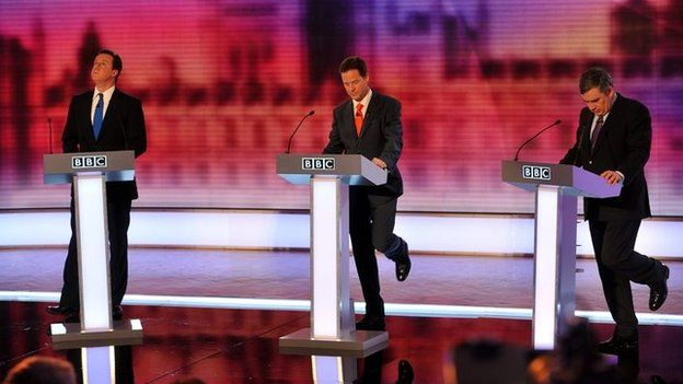 Prime ministerial debate on general election
