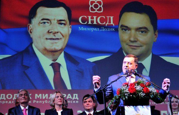 Milorad Dodik (file pic)