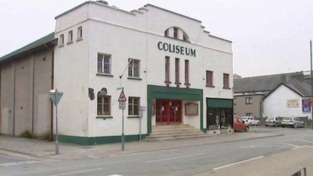 Colisewm porthmadog