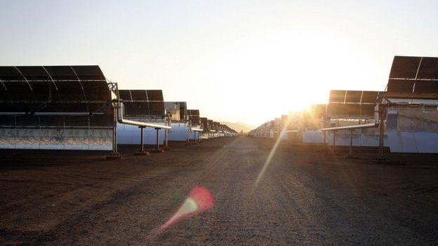 Parc solar