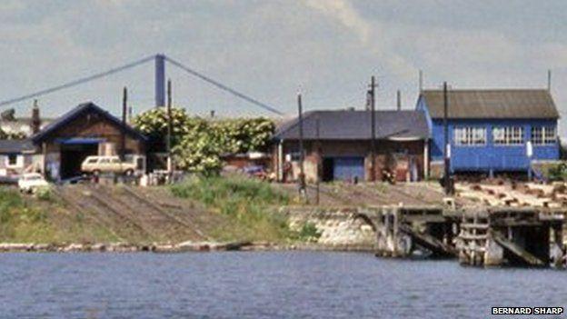 St Andrew's Docks in Hull