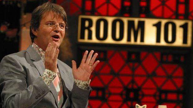 Paul Merton on Room 101