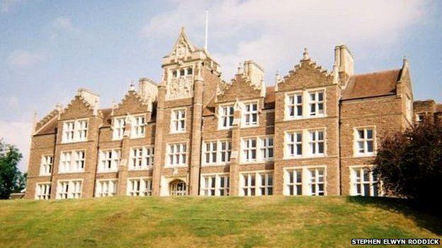 Haberdashers Monmouth Girls' School