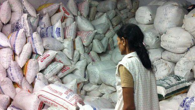 Goonj's disaster relief drive