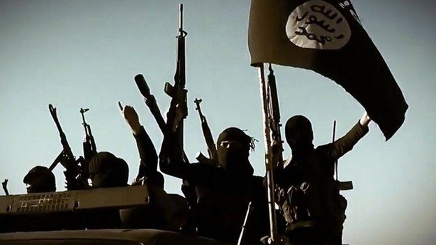 Propaganda video released on 17 March 2014 by Islamic State