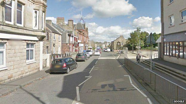 Main Street, West Lothian