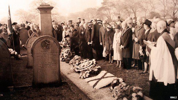 Rohilla commemoration service on the 60th anniversary in 1974