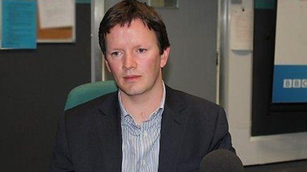 Dr Martin Rhisiart