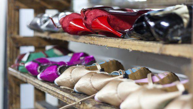 Darcos tango shoes