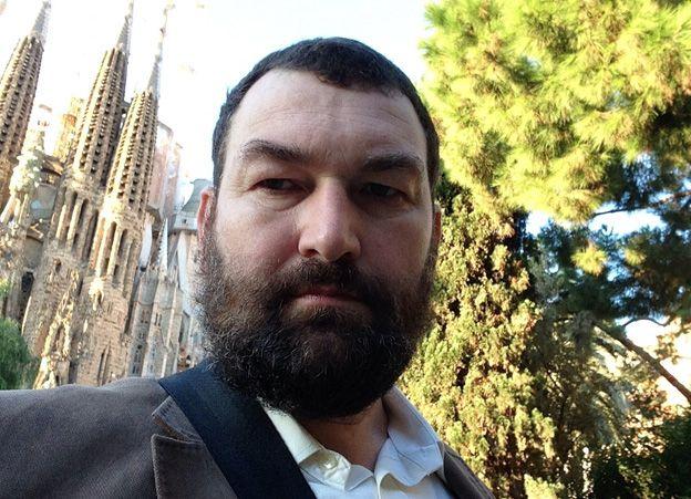Patrick Jackson in Barcelona, 6 Nov 14