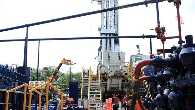 Fracking in Balcombe