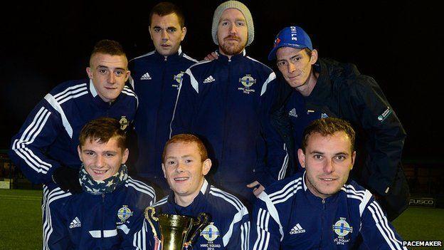 Northern Ireland's Street League Team