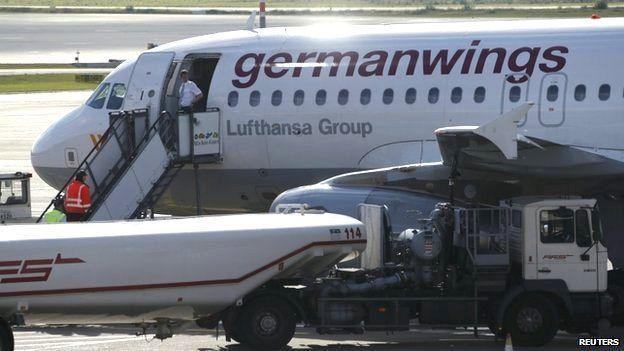 Awyren Germanwings