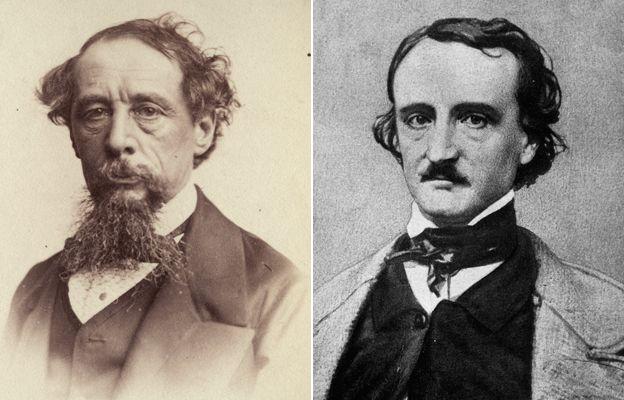 Charles Dickens, Edgar Allan Poe