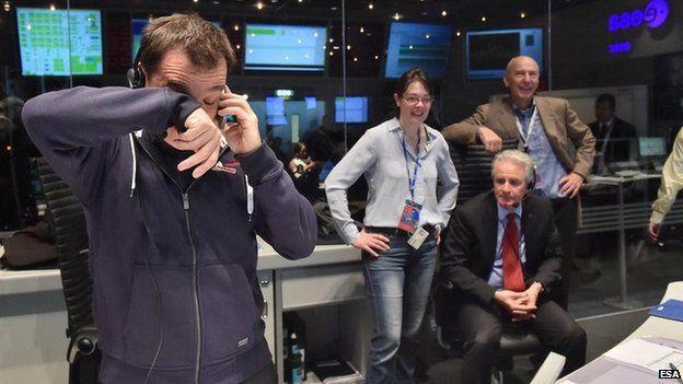 Philae comet lander: Sleep well little probe