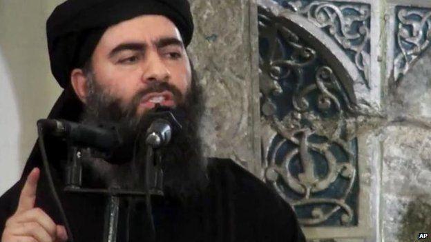 Abu Bakr al-Baghdadi, undated