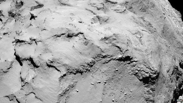 Philae comet lander sends more data before losing power