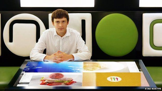 Interactive Restaurant Technology's Dmytro Kostyk