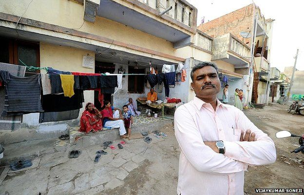 Dalit builder
