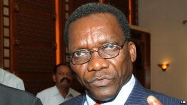 Tanzanian Prime Minister Mizengo Pinda on 16 September 2009