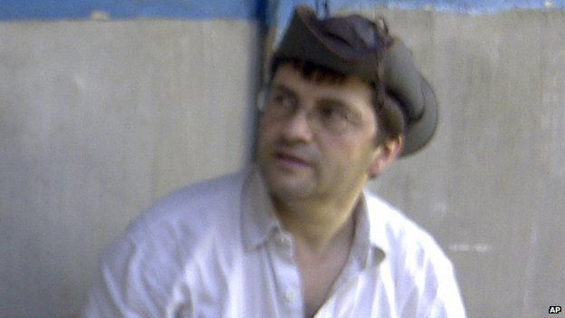 Lorenzo Vinciguerra, file photo from January 2012
