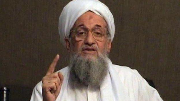 Ayman al-Zawahiri (June 2011)
