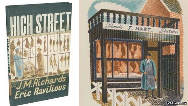 High Street, published by the V&A museum