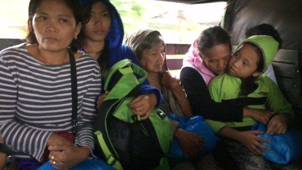 Legazpi residents